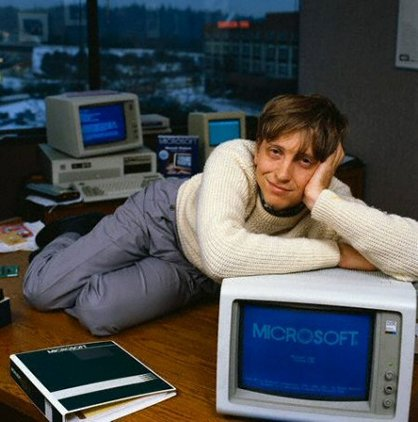 sexy bill gates microsoft