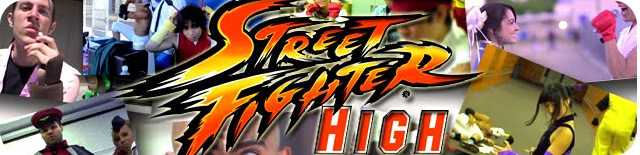 Street Fighter High - The Musical
