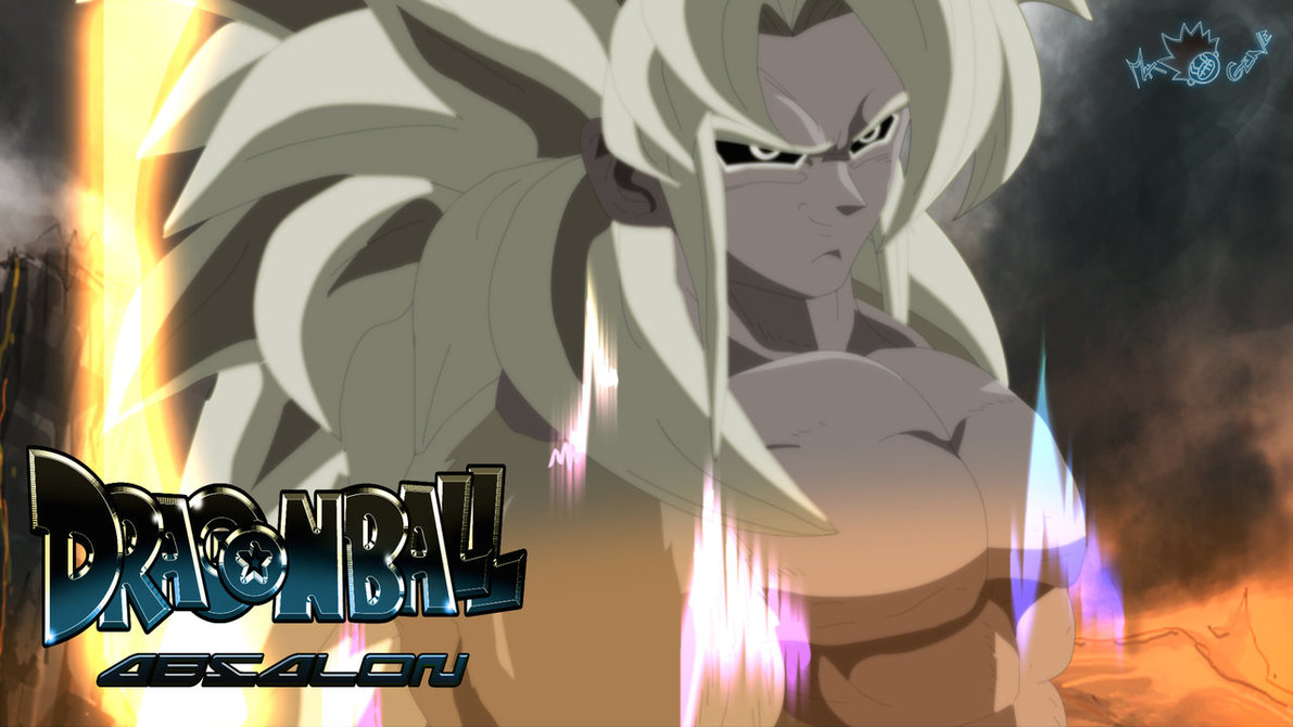 Dragon Ball Absalon - Goku Super Saiyajin 5