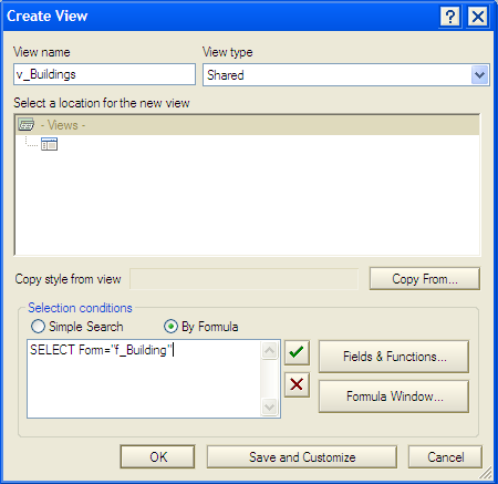 Lotus notes-new view