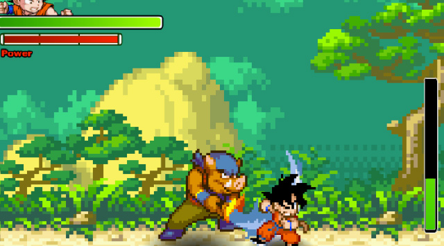 DragonBallFighting