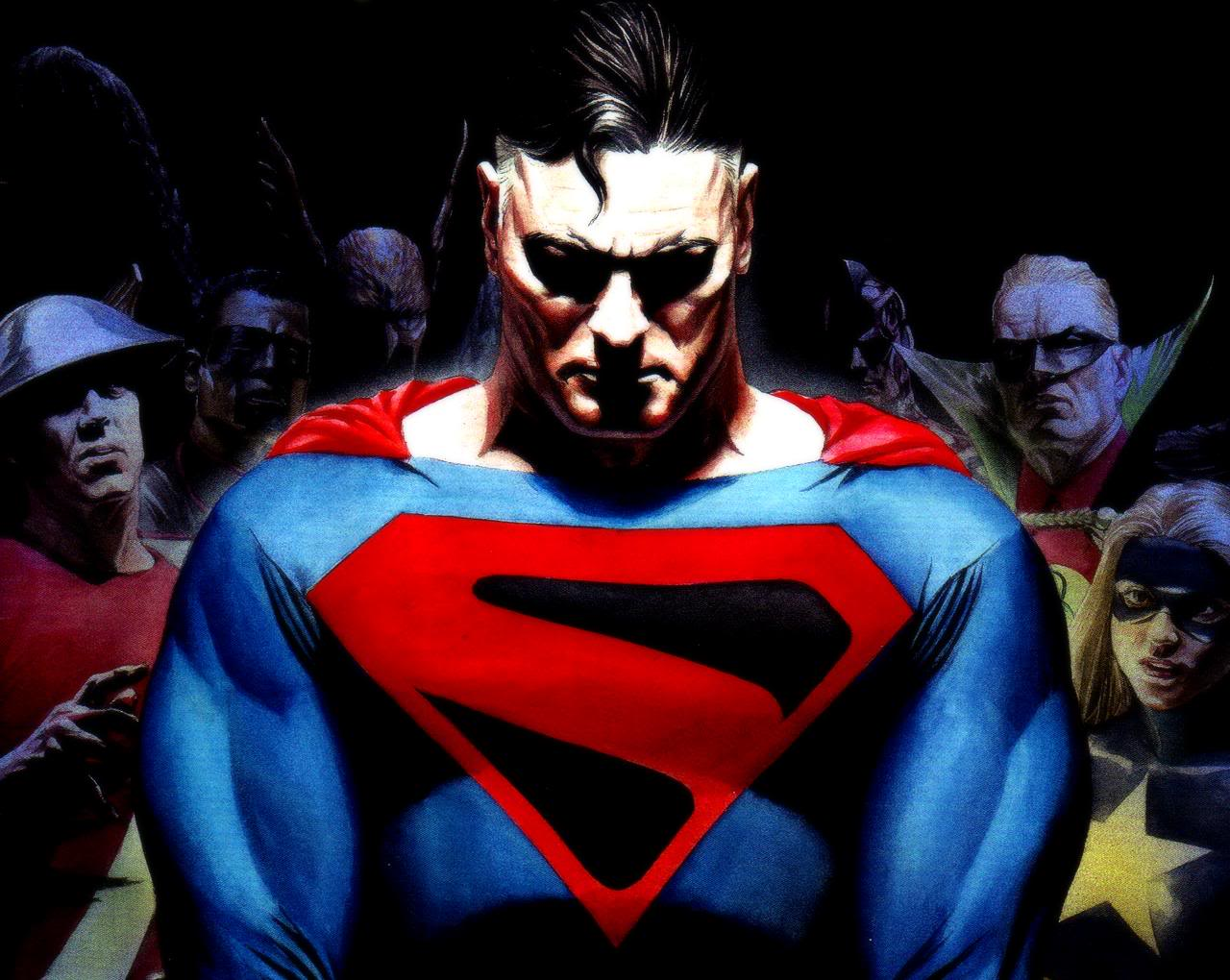 Superman Kingdom come